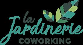 Logo La Jardinerie Coworking Footer